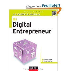 Cahier de vacances pour tous mes étuditants : La Boîte à outils du digital entrepreneur