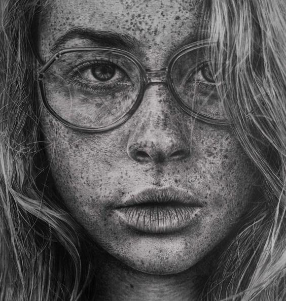 Os incríveis desenhos fotorrealistas a lápis de Monica Lee 14