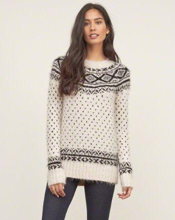 Womens Sweaters | Abercrombie.co.uk