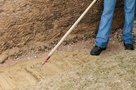 Retaining Walls Home Ideas And Trench On Pinterest