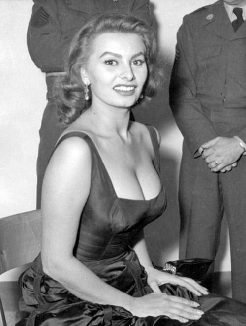"honey-rider: "" Sophia Loren """