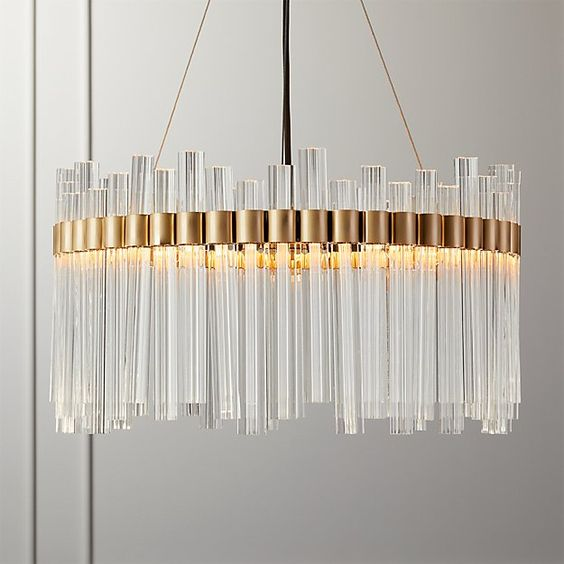 Interior Design: Orion Chandelier