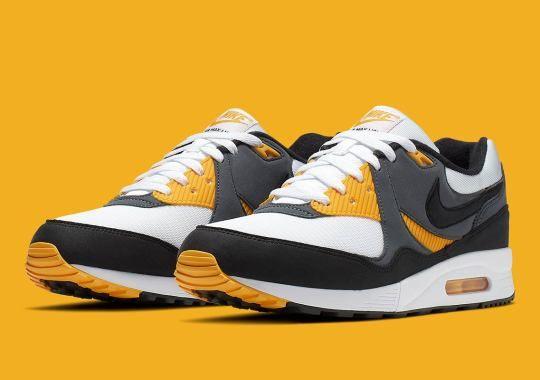 Nike Air Max Light Grey Gold AO8285 102 Info | Zapas