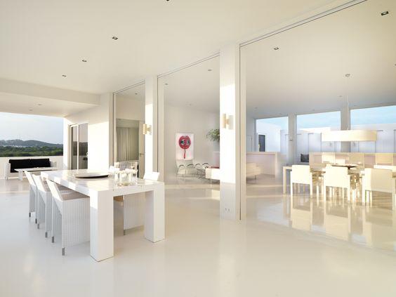 villa in curacao ontworpen door jan des bouvrie prachtige