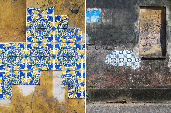 This would be SOOOOO fun!!! Sugar Murals and Cake Icing Graffiti by Shelley Miller street art murals graffiti food cake