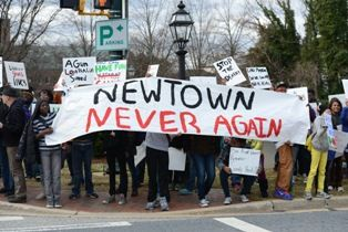 Gun-control bill draws large crowds to Annapolis: A gun-control measure in Maryland is drawing large crowds of supporters and opponents.