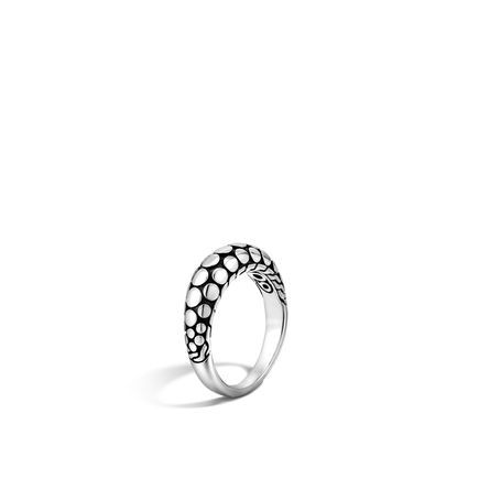 Dot Small Dome Ring
