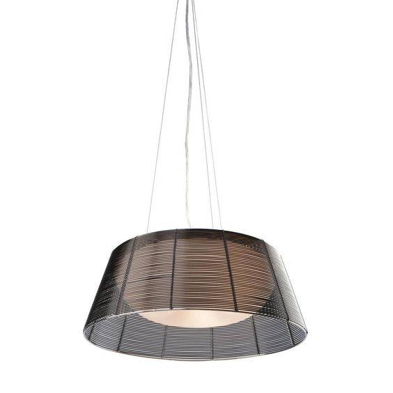 Filament Design Aoba 3-Light Chrome Pendant