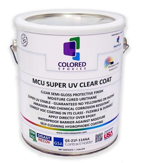 Mcu Super Uv Clear Coat With Images Epoxies Colored Epoxy Clear Epoxy Resin