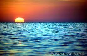 When water meets sky