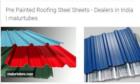 Pre Painted Roofing Steel Sheets Steel Roofing Roofing Sheets