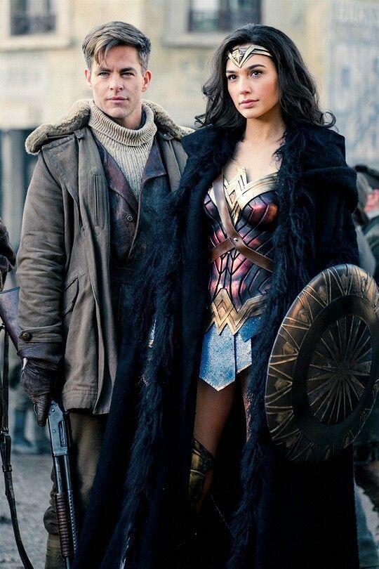 Wonder Woman Steve Trevor Wonder Woman Movie Gal Gadot Wonder Woman Wonder Woman