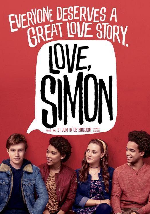 From 14 June Love Simon Various Amsterdam Cinemas Simon