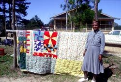 North Louisiana Quilts: http://www.louisianafolklife.org/quilts/aa_quilters.shtm: