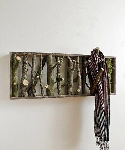 Garderob garderob selber machen : IDEEN AUS HOLZ SELBER MACHEN | Basteln | Pinterest | Bilder, Pelz ...