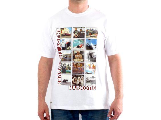 Oferta Camiseta NARKOTIC hombres