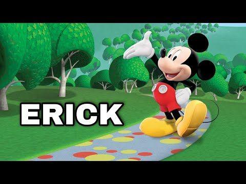 Canción Feliz Cumpleaños Erick Con Mickey Mause Baila Y Canta Cumpleaños Feliz Con Gd Fi Feliz Cumpleaños Andres Club De Mickey Mouse Dibujos De Mickey Mouse