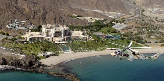 Al Bustan Palace Hotel*****
