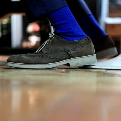 Qwear • Ask Men's Sock Rules: Are They Right?