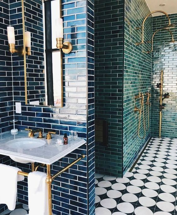 Eye Candy Pinterest Favorites This Week The English Room White Bathroom Tiles Bathroom Tile Designs Bathroom Interior Design