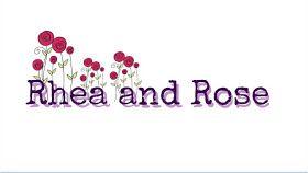 Blanche´s Blog: Rhea & Rose + Sorteo