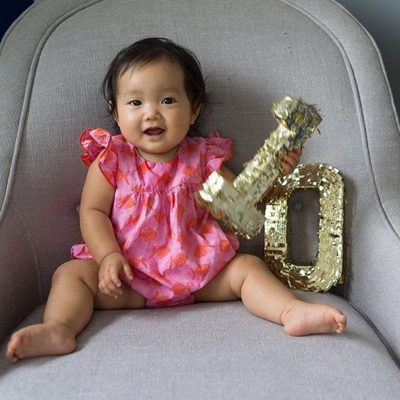 A few days late but...10 months! #CocoGraceCho by ohjoy