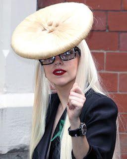 Los estilos de peinado más raros de Lady Gaga