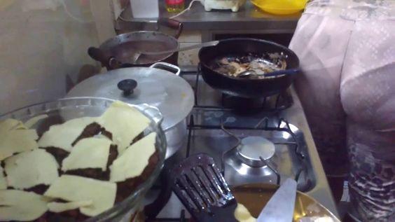 Parmegiana de carne moída