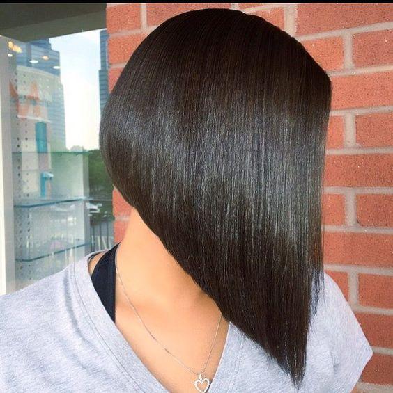 TBT! ✂️✂️✂️ #HairByChantelleN #Bob #BobLife #Press #SilkPress #TeamNatural #NaturalHair #TheCutLife #VoiceOfHair #AtlStylist