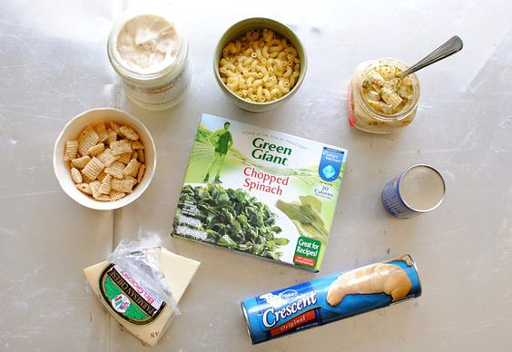 Spinach and Artichoke Mac 'n Cheese Cups | Recipe | Mac, Mac Cheese ...