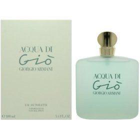 Acqua Di Gio Perfume By Giorgio Armani for Women 1.7 Oz Eau