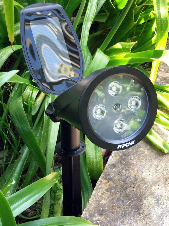https://flic.kr/p/HHj3Q1 | Mpow lampara solar para jardin | Opinion sobre lámpara SOLAR para jardín y terraza Mpow en Amazon www.amazon.es/product-reviews/B01EF6B78S/