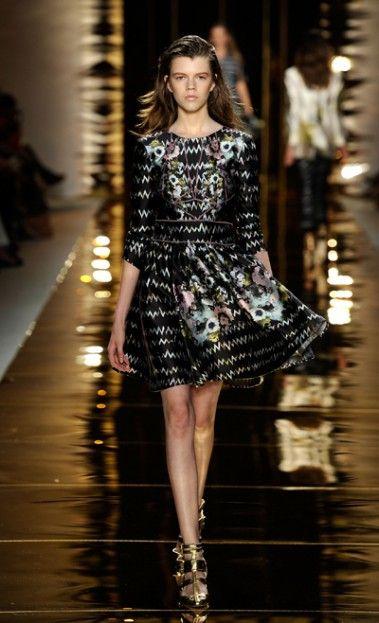 Cynthia Rowley Spring 2012: Fashion I Love, I D Dress, 2012 Collection, Cynthia Rowley, Fashion Week, Rowley Spring, Fall Fashion, Rowley Mbfw, Spring 2012
