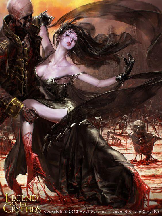 Morbid dance