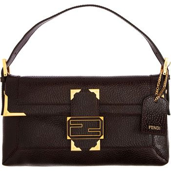 5. Fendi Baguette      The Fendi Baguette was one of the first top designer bags to reach 'It' status. Designed by the Italian …