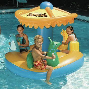 Swimline Carousel Pool Toy