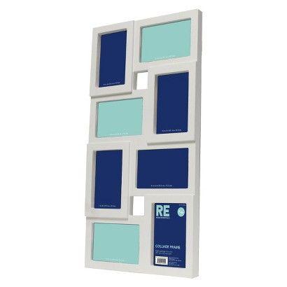 room essentials 8 opening frame true white 4x6