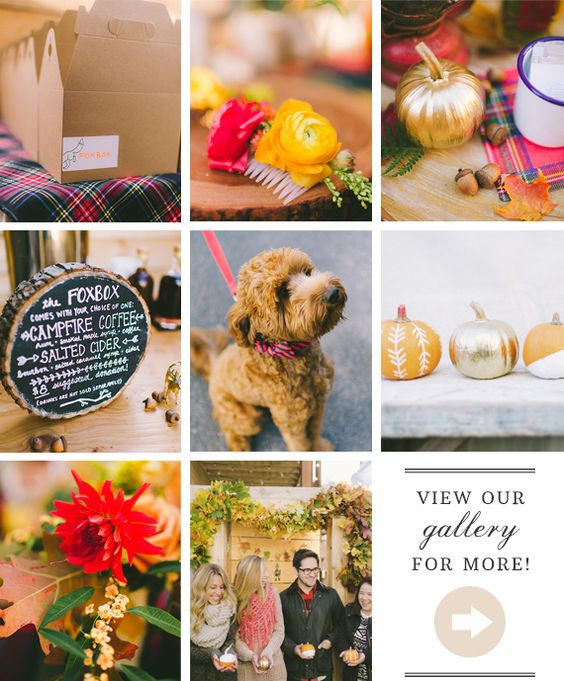 Fall party ideas | 100 Layer Cake 2 Really good ideas I want to remember. . 1.Slice of wood painted w/ chalkboard & Drink Menu on it at bar. 2. Cider served with rich plaid napkins for Fall! ♥ IT.