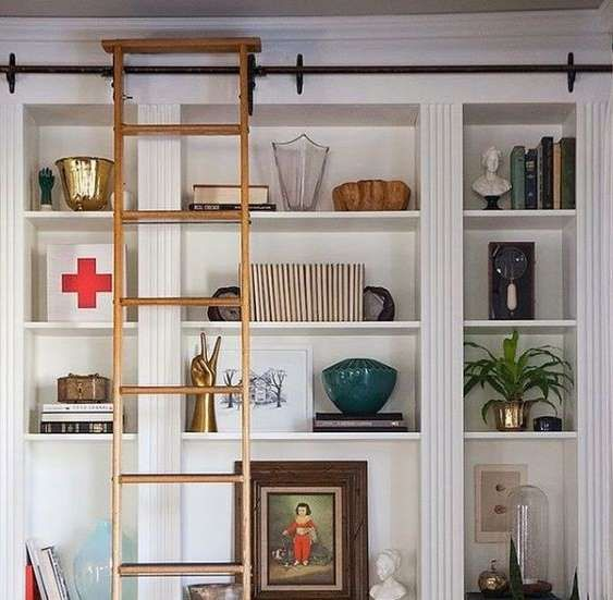 Ikea Bibliotheque Encastree Photo Pinterest Ikea Mobilier De Salon Idees De Meubles