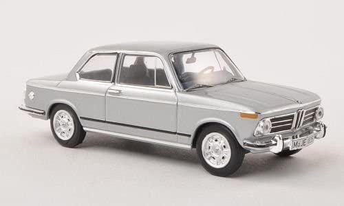 Bmw 2002 Tii Silber Grau 1972 Modellauto Fertigmodell Ixo 1 43 Amazon De Spielzeug In 2020 Bmw Modellauto Bmw 2er