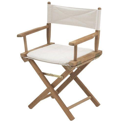 Skagerak Director S Chair Danish Scandinavian Design Furniture Seating Wood Teak Canvas Outdoor Chairs Chair Folding Chair