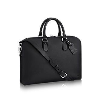 Bolsas Masculinas de trabalho em Couro & Canvas - Louis Vuitton®