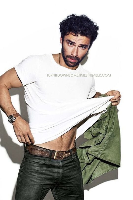 TurnItDownSometimes — Aidan Turner [photomanip…. duh ]