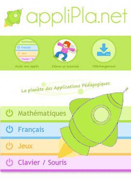 appliplanet, le site qui regroupe toutes les applis dans une seule interface.