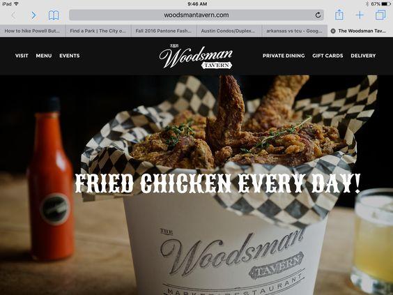Woodsman Tavern