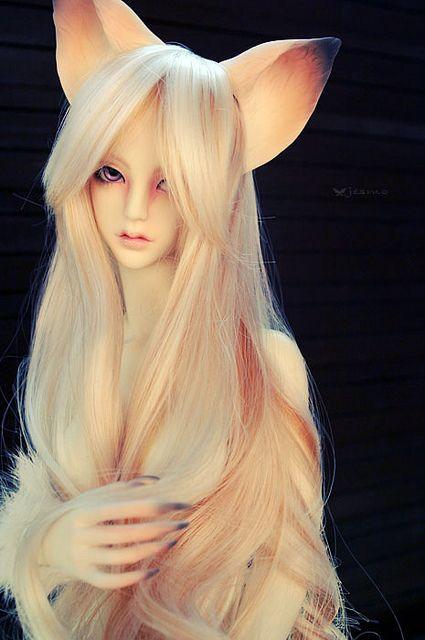 Gryfran SOOM Ball-jointed Doll:
