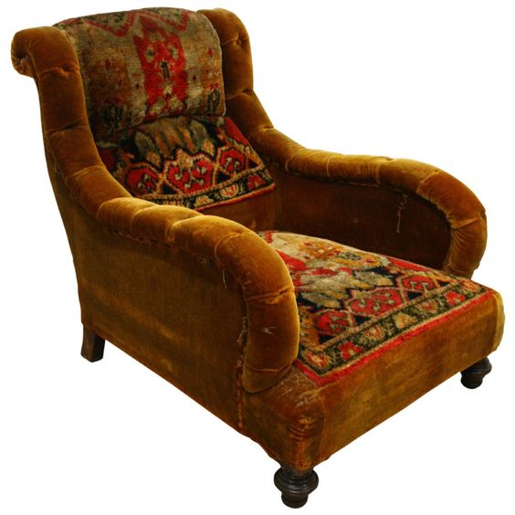 Victorian Carpet Chair | Furniture, Lighting & Appliances | Pinterest |  Victorian, Reading room and Room