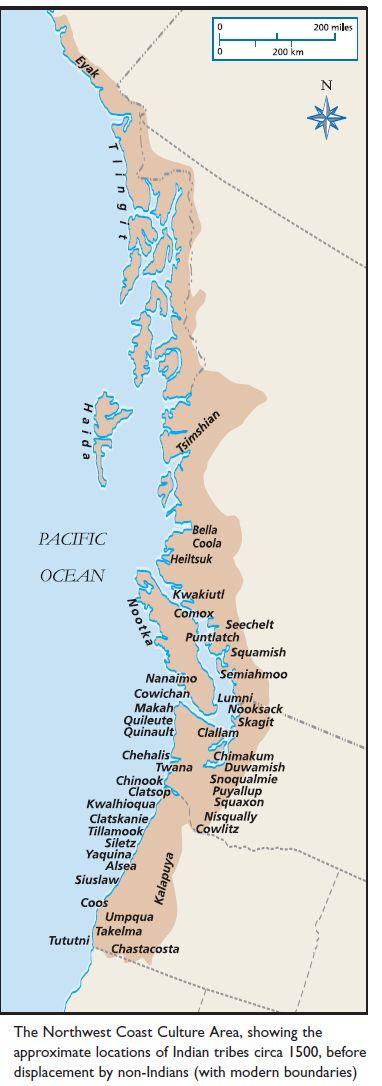 northwest coast culture