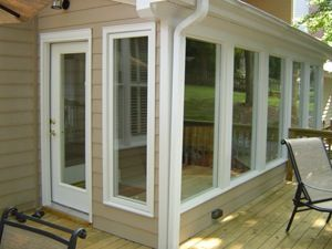 Small Sunroom And Sunrooms On Pinterest