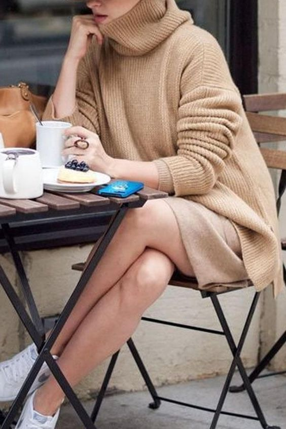 56 Women Sweater To Look Cool And Fashionable outfit fashion casualoutfit fashiontrends